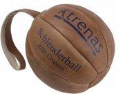 Trenas - Slingerbal - Schleuderball - Leer - 2 kg - Ø 21cm - Lus lengte 28 cm