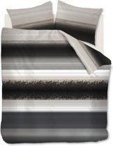 Beddinghouse Cinder - Dekbedovertrek - Eenpersoons - 140x200/220 cm + 1 kussensloop 60x70 cm - Grey