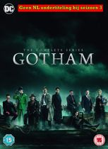 Gotham - The Complete Series 1-5 (2019) [DVD]