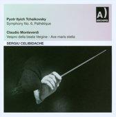 Tchaikovsky, Monteverdi: Symph.6, Ave Maris Stella