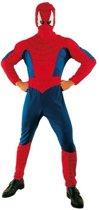 Spinnenheld kostuum voor volwassenen XL