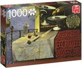 Dali Stilleven Premium Quality - Puzzel 1000 stukjes