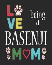 Love Being a Basenji Mom