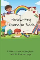 Handwriting Exercise Book