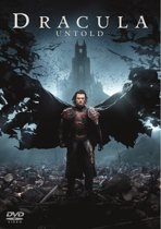 DVD cover van Dracula Untold