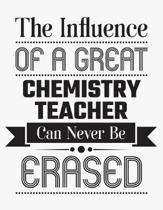 The Influence of a Great Chemistry Teacher Can Never Be Erased