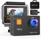 Apeman A80 Actie Camera 4K (2e hands, retour producten)