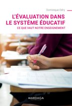 L'évaluation dans le système éducatif