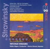 Strawinsky: Suites no 1 & 2 for Orchestra, etc