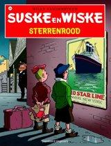 Omslag van 'Suske En Wiske 328 Sterrenrood'