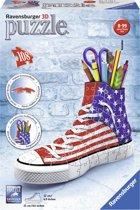Ravensburger Sneaker American Style- 3D puzzel - 108 stukjes