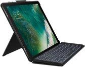 Logitech Slim Combo - Verlichte Toetsenbord Case voor iPad Pro 12.9 met Smart Connector - Qwerty