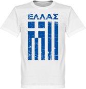 Griekenland Vintage T-shirt - XL