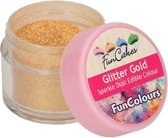 FunCakes Eetbare Glanspoeder Glitter Goud