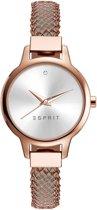 Esprit ES109382001 - Horloge - Staal - Rosékleurig - 28 mm