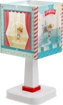 Dalber Tafellamp Pinocchio 29 Cm Blauw
