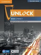 Unlock Basic Literacy Teacher's Book with Downloadable Audio