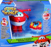 Super Wings Dance & Transform Remote Control-Jett