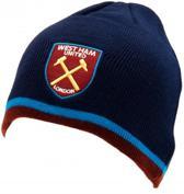 West Ham - Muts - Volwassenen - Navy/Bordeaux