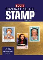 Scott 2017 Standard Postage Stamp Catalogue, Volume 6
