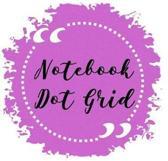 Notebook Dot Grid