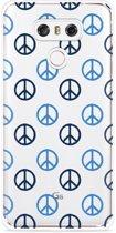 LG G6 Hoesje Peace