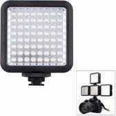 LED Camera Lamp – Hot Shoe Videolamp geschikt voor Canon/Nikon/Fujifilm