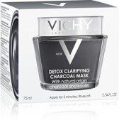 Vichy Detox Houtskool Gezichtsmasker - 75 ml