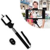 Bluetooth Selfiestick Remote - Selfiestok Monopod Universeel - iPhone / Samsung HTC