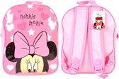 Disney's Minnie Mouse hartjes & sterren rugzak - 2-5 jaar - roze rug/schooltas