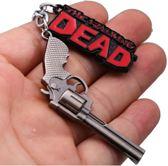 The walking dead - Sleutelhanger - keychain - Seizoen 8