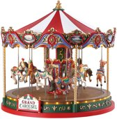 Lemax Kerstdorp The Grand Carousel - 4.5V adapter