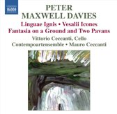 Maxwell Davies: Linguae Ignis