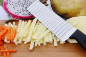 Multifunctioneel Keuken Kartelmes - Frietsnijder – RVS – EPIN 3D
