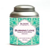 Burning Love - organic | kruiden thee | losse thee | 100g