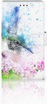 Sony Xperia L1 Boekhoesje Design Vogel