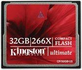 CF/32GB-U2 MEM CF 32GB COMPACT FLASH 266x with Recovery Software