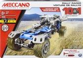 Meccano 10 Modellenset Trophy Truck Blauw Bouwset