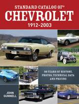 Standard Catalog of Chevrolet, 1912-2003
