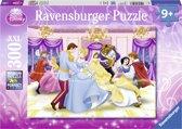 WD: Dansende prinsessen