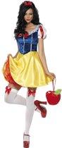 Sneeuwwitje kostuum maat XS (32-34) - Carnavalskleding dames