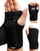 AVE Premium - Polsbrace rechts – brace – Carpaal tunnel syndroom – RSI – Artritis – Universeel – Pols ondersteuning – versteviging