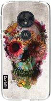 Casetastic Softcover Motorola Moto G7 Play - Skull 2