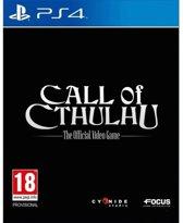 Oproep van Cthulhu Jeu PS4