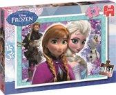 Disney Frozen - Puzzel - 50 stukjes