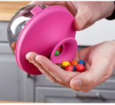 PopSome Candy & Nuts 0,45 liter, roze - Tomorrow's Kitchen