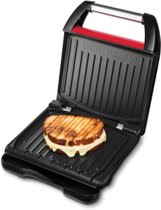 George Foreman 25030-56 Steel Grill Compact - Contactgrill