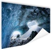 Gletsjergrot Poster 120x80 cm - Foto print op Poster (wanddecoratie)