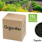 Organifer Tuin Booster Mestkorrels 3in1 (10Kg)