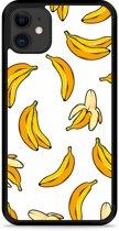 iPhone 11 Hardcase hoesje Banana